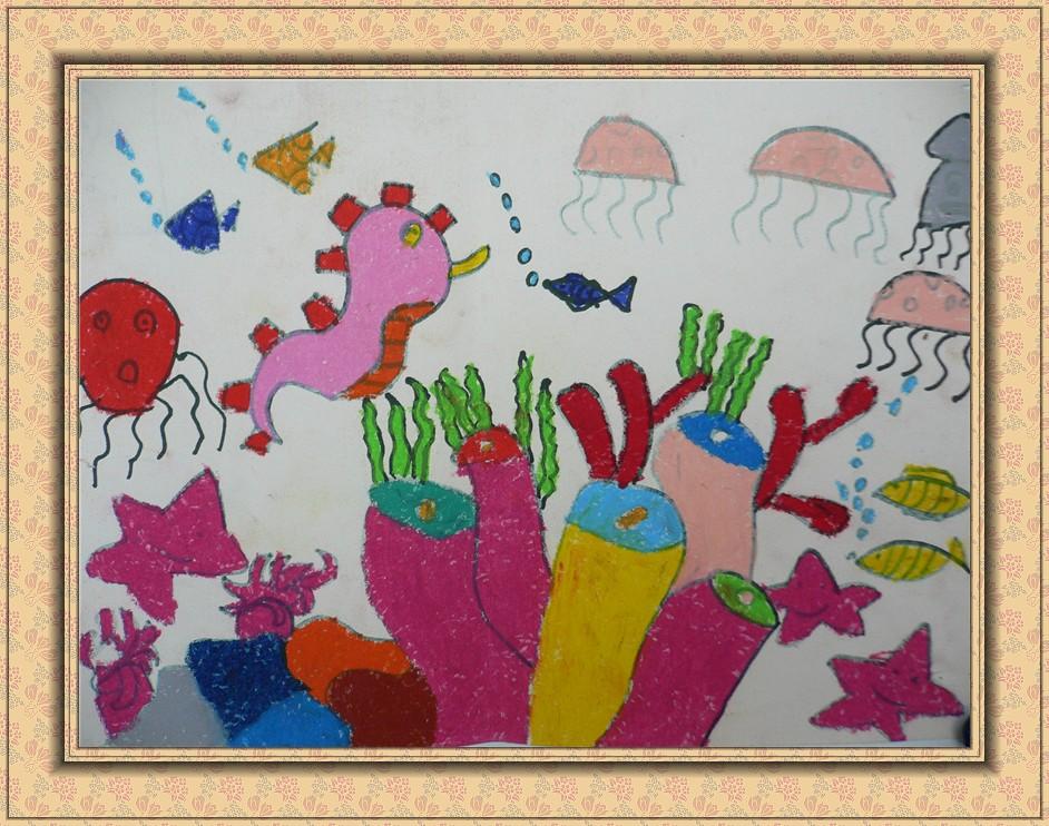 小学二年级动物图画